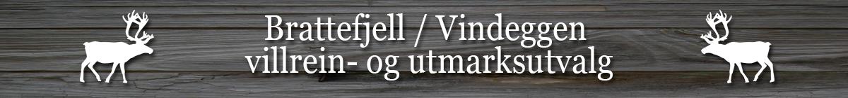 Brattefjell / Vindeggen villrein- og utmarksutvalg